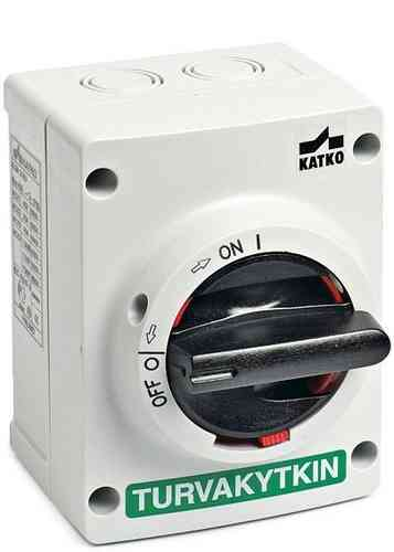 Safety Switch 4kW 1x16A