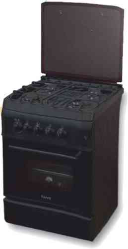Ferre Gas Stove with Oven 60cm